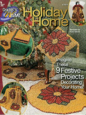 Ultimate Christmas Tree Thread Crochet Ornament Patterns Annies