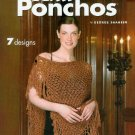 ** 7 * Knit PONCHO Patterns ELEGANT & SPORTY
