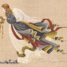 **Lavender & Lace ANGEL OF FREEDOM Cross stitch Pattern #10