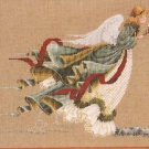 ** Lavender & Lace ANGEL OF LIGHT Cross stitch Pattern #7