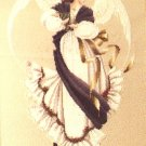 ** Lavender & Lace ANGEL OF HOPE Cross stitch Pattern # 13