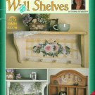 **Donna Dewberry - Wall Shelves - One Stroke - Tole Painting