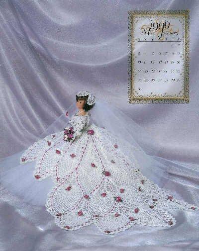 Crochet An Annie Potter Original - Miss January 1999