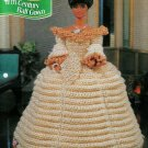 **Annie's Attic 17th Century Ball Gown - Doll Crochet Club 1995