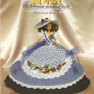 **Annie Potter Crochet 7 -2003 Ribbons & Lace  AMERICAN BEAUTY