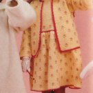 **Crochet Girl's Dress BABY SWEATER Shawl Patterns Plus