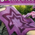 **GEOMETRICS AFGHANS A New Way to Crochet by Kooler Studio