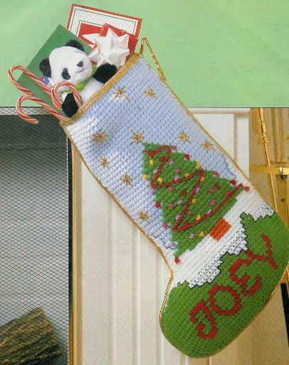 **Crochet Fantasy * 34 * Christmas Favorites Tree Skirt Afghan +