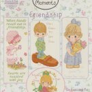 **PRECIOUS MOMENTS *17* FRIENDSHIP Designs by Gloria & Pat