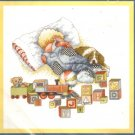 **Cross Stitch Pattern BOBBIE G. DESIGNS   SLEEP TIGHT