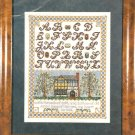 **Cat's Cradle Needleworks -LAUREN'S COTTAGE SAMPLER Cross Stitch