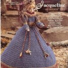 Fashion Doll Crochet LADIES OF FASHION 1997 JACQUELINE