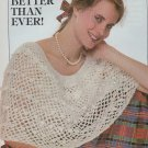 Vintage Knit/Crochet Magazine 112 Fashions to Create 1980