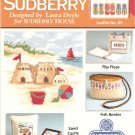 Stitch With Sudberry House - SUMMER FUN 3 Cross Stitch Patterns