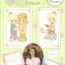*Precious Moments GIRLFRIENDS FOREVER 14 Cross Stitch designs