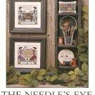 Prairie Schooler Cross Stitch THE NEEDLES EYE Number 114  2004