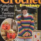 *Crochet Fantasy ALIEN Afghan BIRD Afghan CHEVRON Tunic