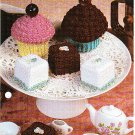Crochet Kitchen Classics - Cupcakes and Petit Fours Collector's Series