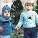 *VINTAGE Crochet Book- 72 Projects - Children Women Men Accessories