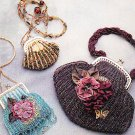 *BEADED Knitted Pendant Bags ETC 2 by Theresa Williams