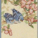 *Cross Stitch Kit  BABY BLUE JAYS  2005 Dimensions