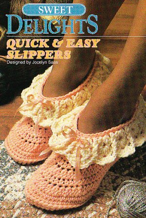 *Crochet Home Magazine - Slippers - Burst of Color Throw - Sweater