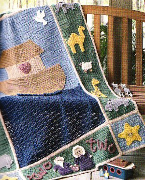 Discover Your Love For Crochet: free crochet baby angel afghan