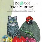 The Art of Rock Painting - by Diana Fisher - Noah's Ark - Angels