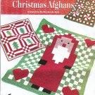 Annie's Attic Granny Square Christmas Afghans
