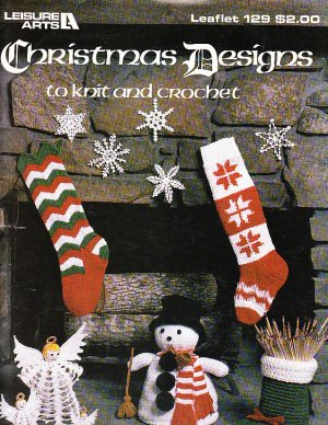Hand Knit Christmas Stockings - Squidoo : Welcome to Squidoo