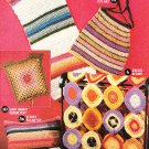 Crochet Scrap Yarn Magazine Quick and Easy Projects