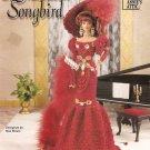 CROCHET Annie's Attic  Fashion Doll  SAN FRANCISCAN SONGBIRD