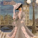 CROCHET Annie's Attic  Fashion Doll  PROMENADE EMSEMBLE