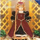 """*Crochet  18"""" American Doll Pattern - Storybook Collection - Rapunzel"""