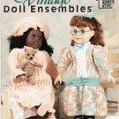 """Vintage 18"""" Doll Wardrobe Patterns Annie's Attic"""