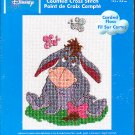 *Cross Stitch KIT  Disney Eeyore and Bees  5 x 7