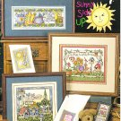 *8 Cross Stitch Patterns Stoney Creek SUNNY SIDE UP