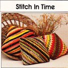 *Needlecraft for Today - Halloween - Crochet Pillows - Eagle in Flight Cross Stitch