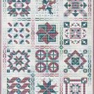 *Whispered by the Wind Cross Stitch Pattern FRIENDSHIP QUILTS II