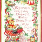 *Christmas Cross Stitch KIT CHRISTMAS SPECIAL MEMORIES