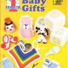 *Crochet Annie's Attic * 1 Hour Baby Gifts * Toys Booties Bibs PLUS