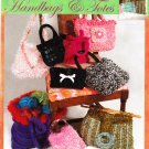 *Easy Tunisian Crochet Handbags and Totes