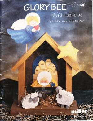 *Tole Painting - Glory Bee It's Christmas - Linda Lusardi Peterson
