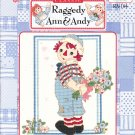 *Raggedy Ann and Andy - With Love -  Cross Stitch Pattern