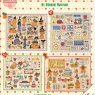 OOP **180* FOLK ART SAMPLER COLLECTION Designs by Gloria and Pat