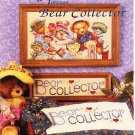*Alma Lynne Designs ~ BEAR COLLECTOR Cross Stitch