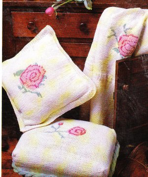 Popular Crochet Patterns From Past Catalogs