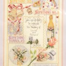 *Cross Stitch KIT  SOMETHING OLD, SOMETHING NEW
