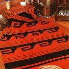 * 30 * Crochet and Knit Afghan Patterns Vinrtage Hardback - South West Design