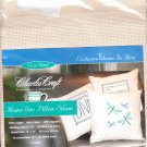 *14 Count Aida Fabric  HOME DECOR PILLOW SHAM